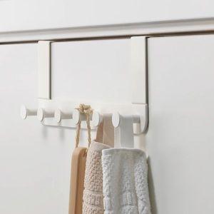 3 Ikea ENUDDEN Hanger for over the door hook white